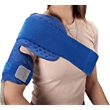 Cold Water Therapy Shoulder Pad for Cryotherapy Unit - Pad Only for Circulating Ice Machine for Surgery, Rotator Cuff