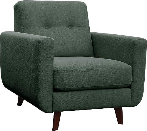 Amazon Brand Rivet Sloane Mid-Century Modern Living Room Armchair