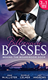 Behind The Boardroom Door: Savas' Defiant Mistress / Much More Than a Mistress / Innocent 'til Proven Otherwise (Mills & Boon M&B)