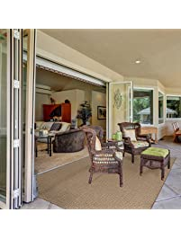 Amazon Com Outdoor Rugs Patio Lawn Amp Garden