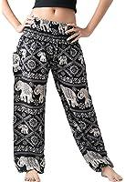 Bangkokpants Women's Yoga Clothing Elephant Pants US Size 0-12