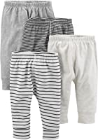 Simple Joys by Carter's Baby 4-Pack Pant