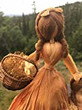 Corn Husk Mother & Daughter doll