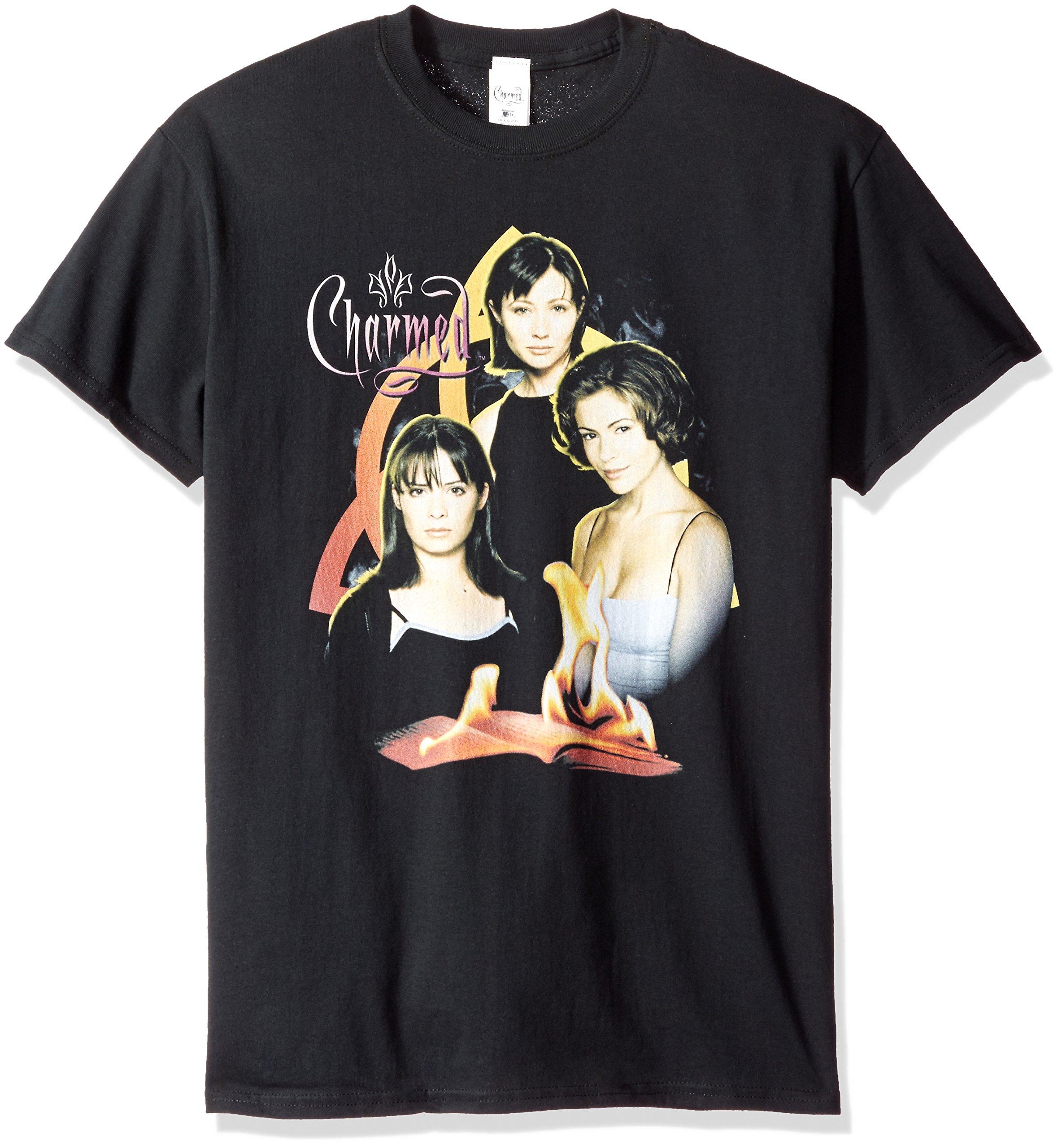 S Charmed Original Three Tshirt