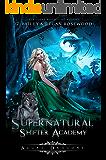 Azure Dragons (Supernatural Shifter Academy Book 2)