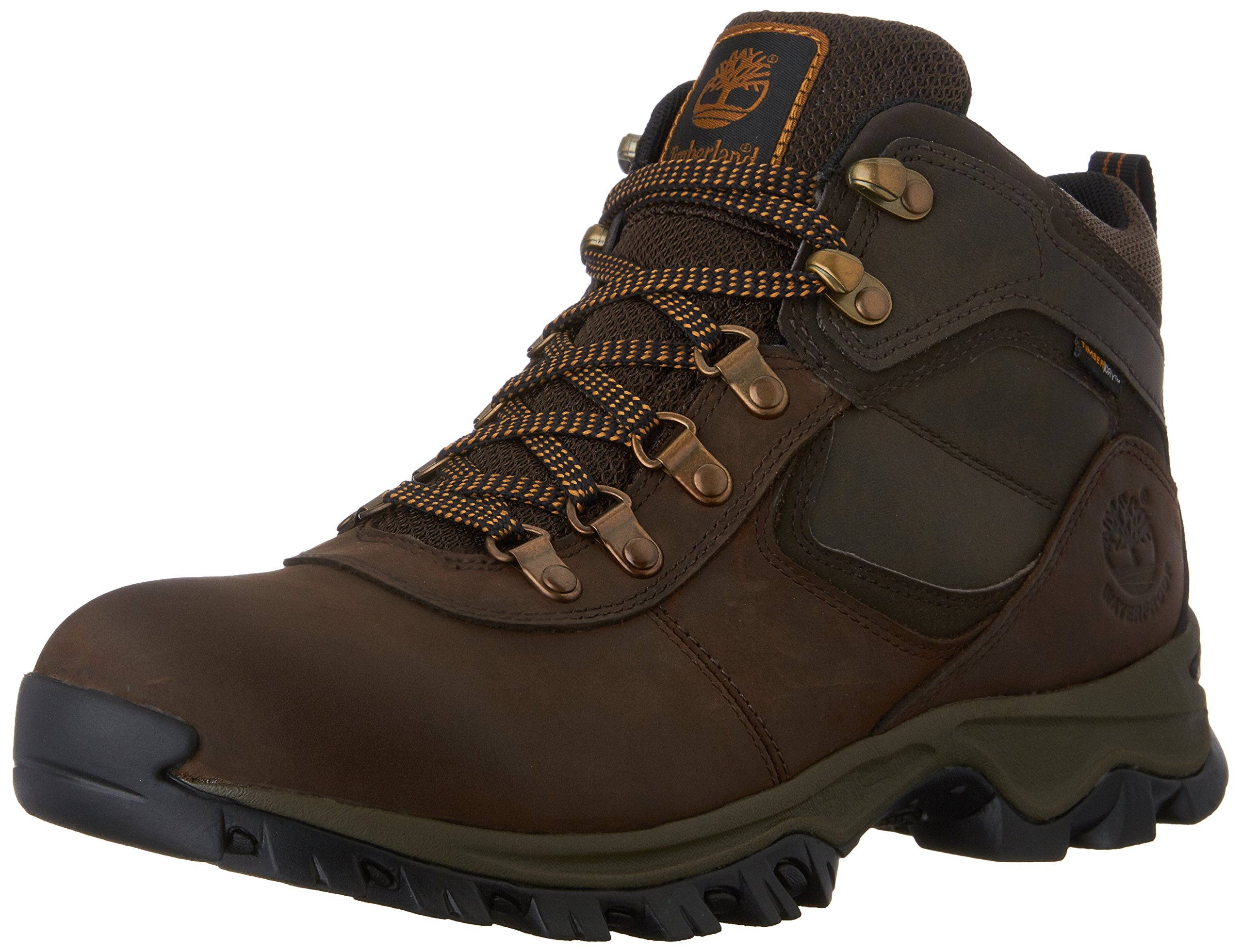 Timberland Men's Mt. Maddsen Hiker, Brown, 9.5 M US by Timberland