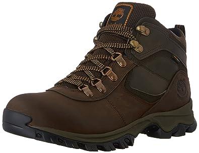 Timberland Men's Mt. Maddsen Hiker Boot,Brown,7