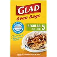 Glad Glad Regular Oven Bag,  5 count