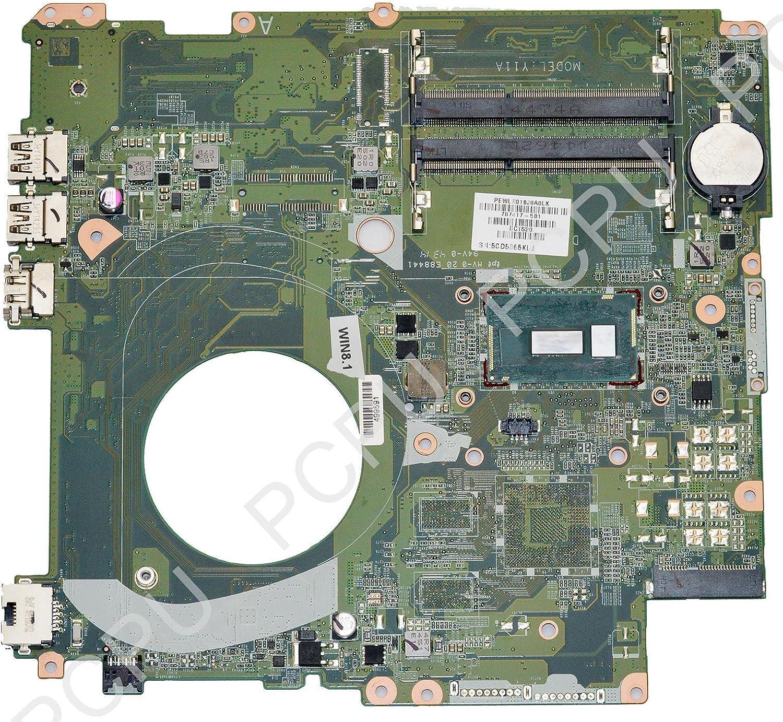 767417-501 HP Pavilion 17-F2 Laptop Motherboard w/ Intel i5-5200U 2.2GHz CPU