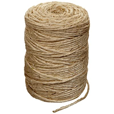 Rope King ST-300 Sisal Twine 300 feet: Industrial & Scientific