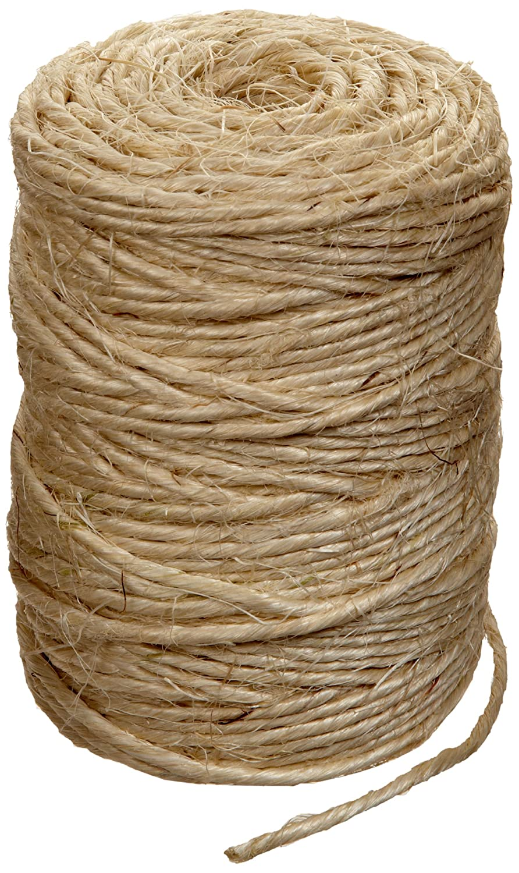 Yarn art color garden - Amazon Com Rope King St 300 Sisal Twine 300 Feet Industrial Scientific