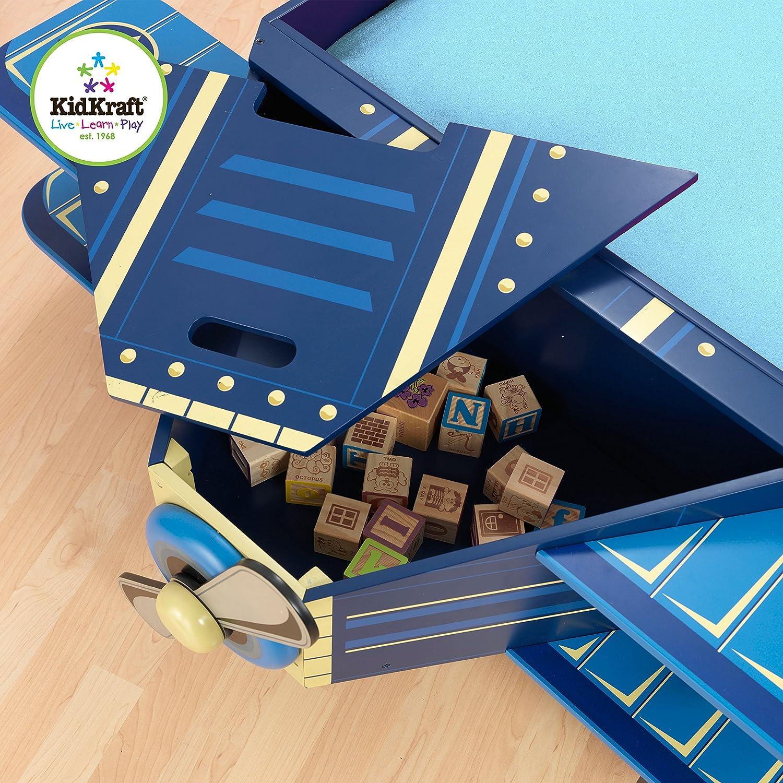 amazon com kidkraft airplane toddler bed toys u0026 games