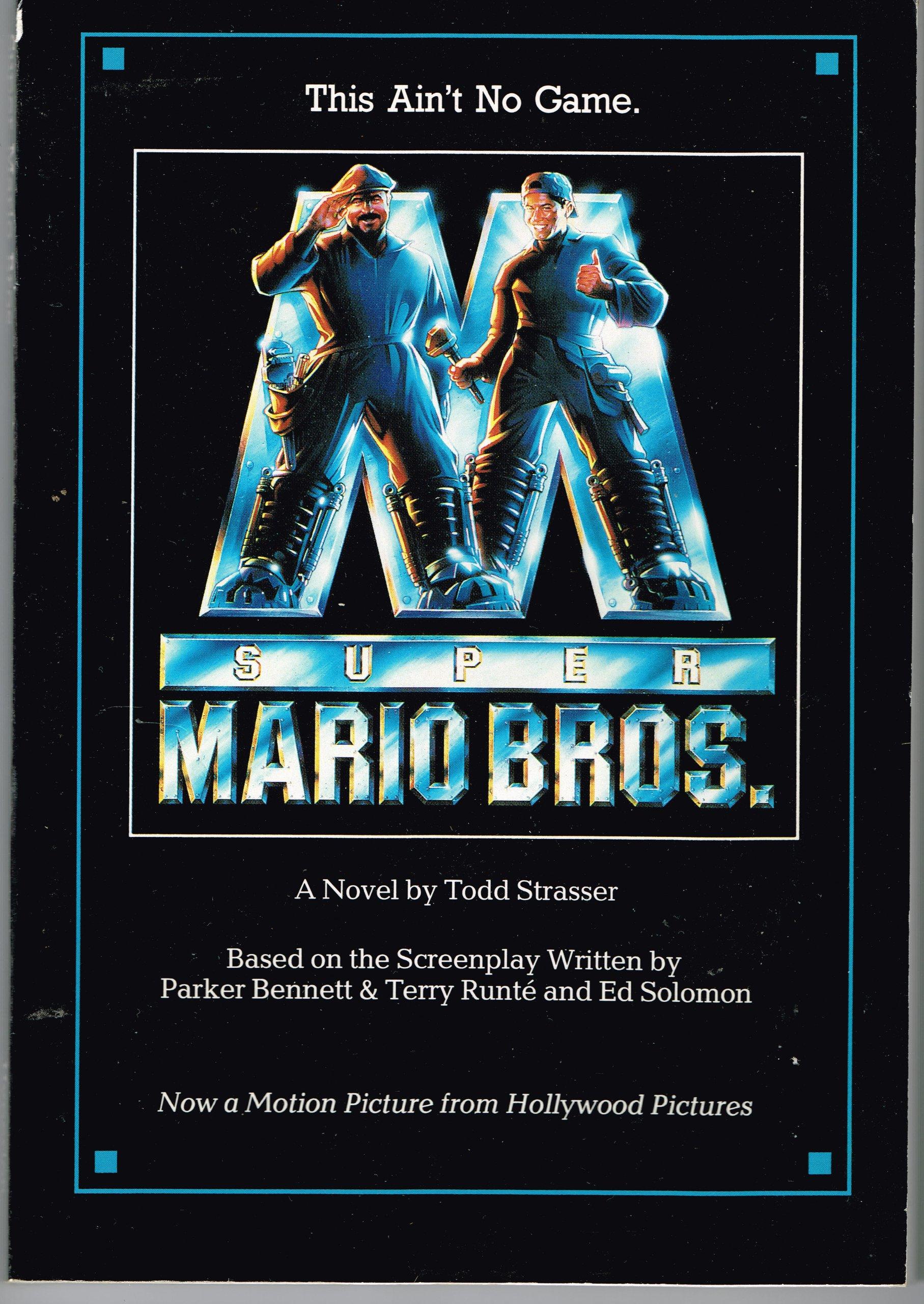 Super Mario Brothers Todd Strasser Fred Caruso Parker