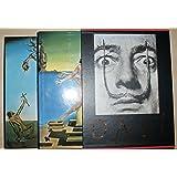 Salvador Dali 1904 - 1989. Das malerische Werk. Bd. 1: 1904 - 1946. Bd. 2: 1946 - 1989