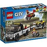 LEGO City 60148 - Great Vehicles Team da Corsa del Fuoristrada