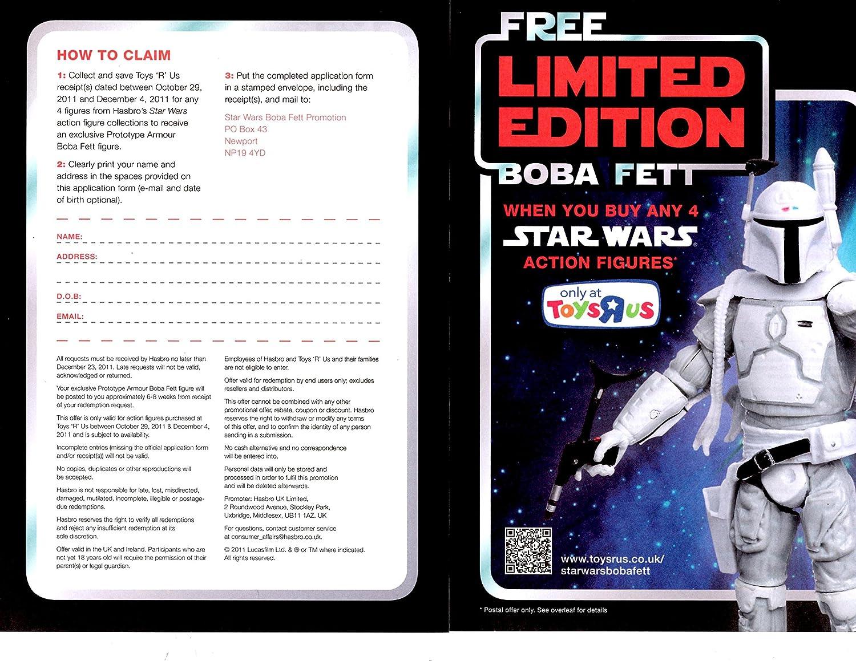 Star Wars Toys R Us UK Exclusive \