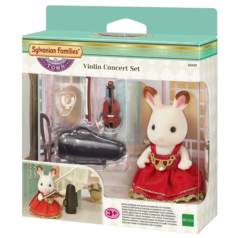 Sylvanian Families 6009 Violin Concert Playset