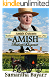 The Amish Bishop's Disgrace: Christian Romance Suspense (Amish Outcasts Book 1)