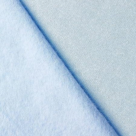 Tela de algodón elástica - 95% algodón 5% elastano - 9 colores - Por metro (azul claro): Amazon.es: Hogar