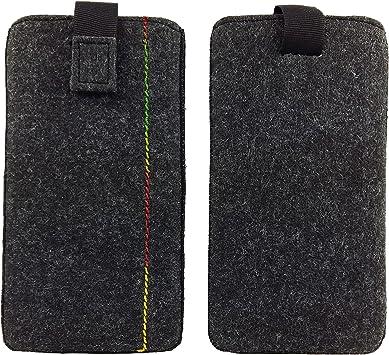 Teléfono móvil de Point Fieltro – Funda para Smartphone 5,5 ...