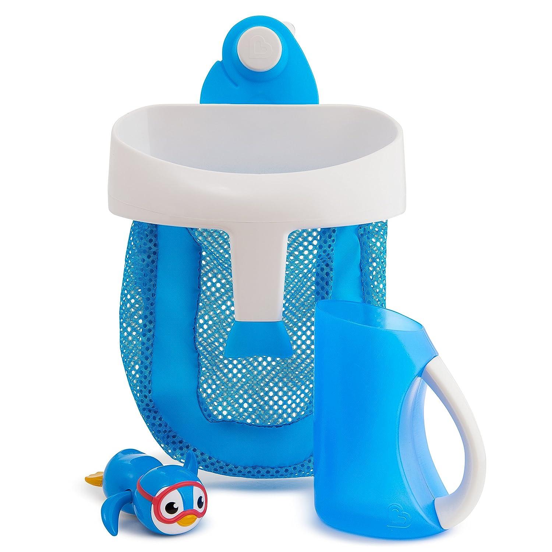 Munchkin Rinse Shampoo Rinser, Blue 16048