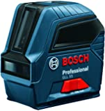 Bosch Self-Leveling Cross-Line Laser GLL 55