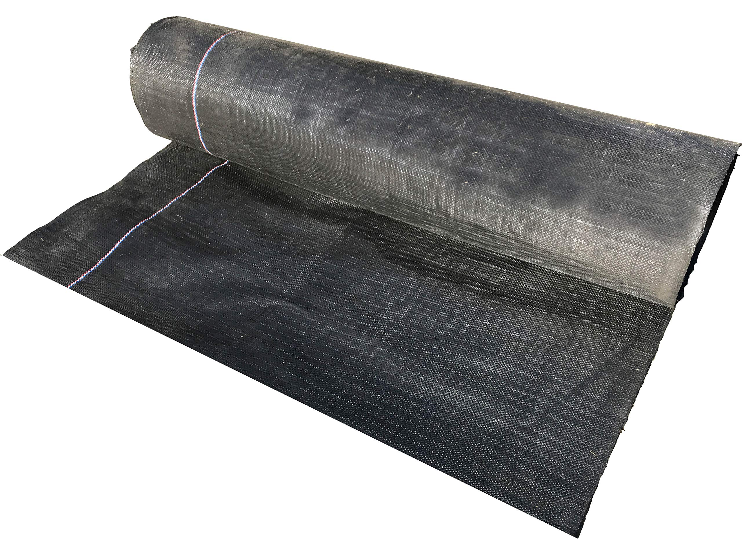 Sandbaggy Landscape Fabric - for Weed Barrier, Ground Cover, Garden Fabric (3 ft x 500 ft Roll) by Sandbaggy (Image #1)