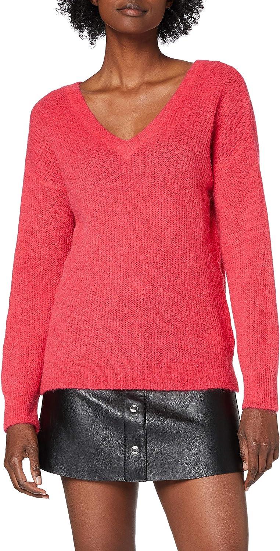Morgan Pull Chaud Col V Matilda Suéter para Mujer