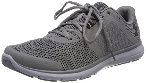 UA Fuse Fst, Zapatillas de Running para Hombre, Gris (Graphite), 45 EU Under Armour