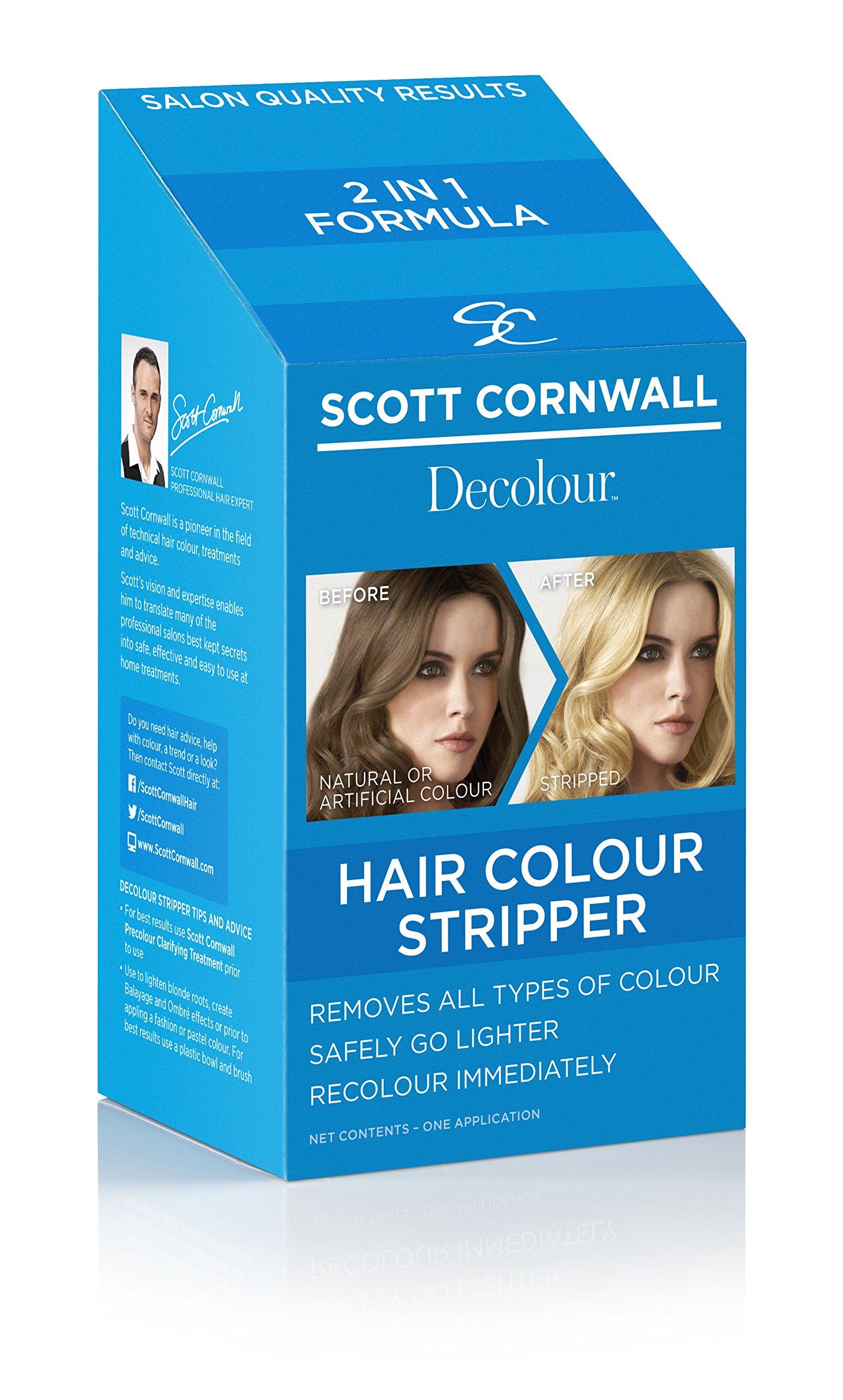 Scott Cornwall Decolor Hair Color Stripper by Scott