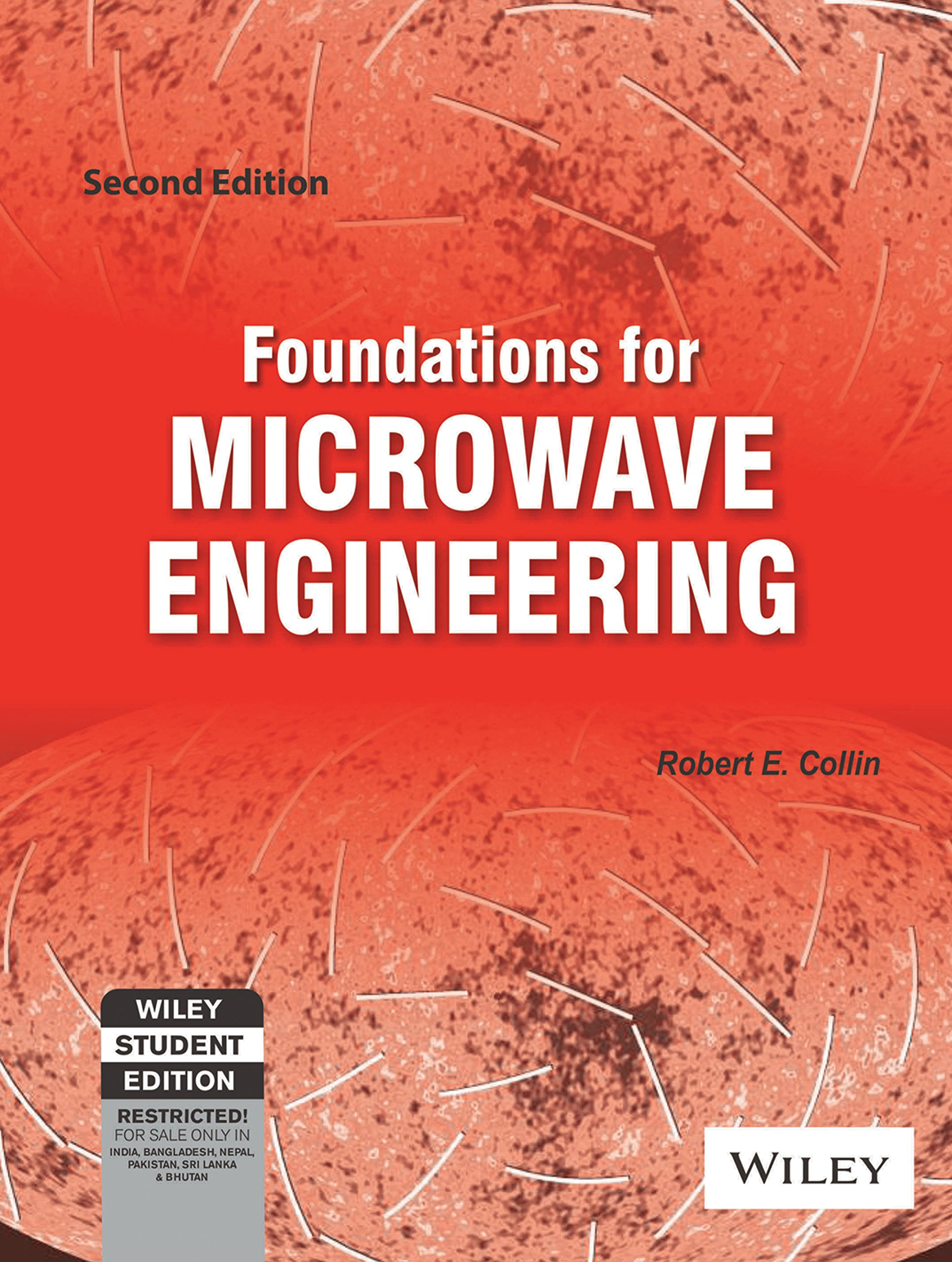 Foundations For Microwave Engineering, 2Nd Ed: Robert E Collin:  9788126515288: Amazon.com: Books
