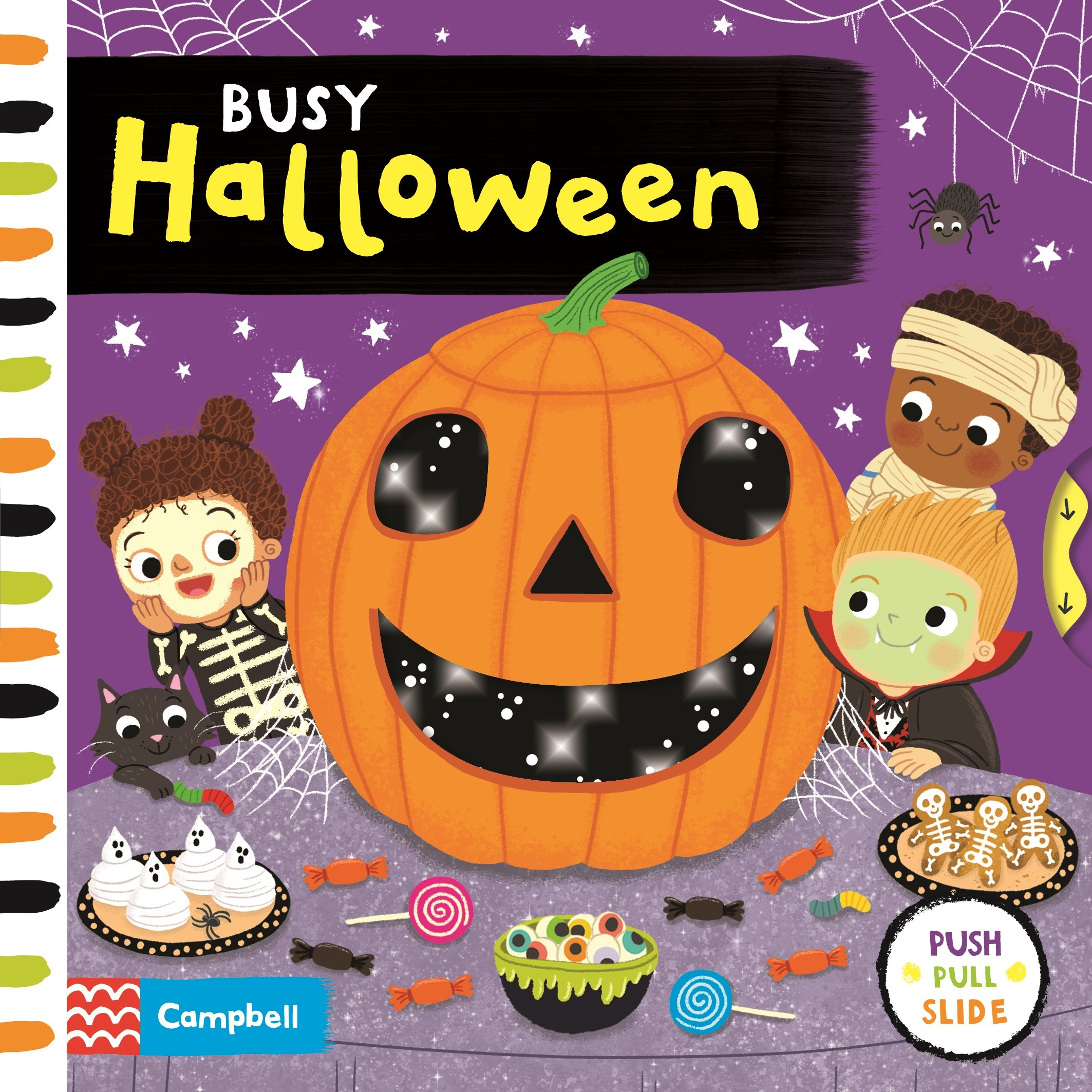 Busy Halloween (Busy Books)