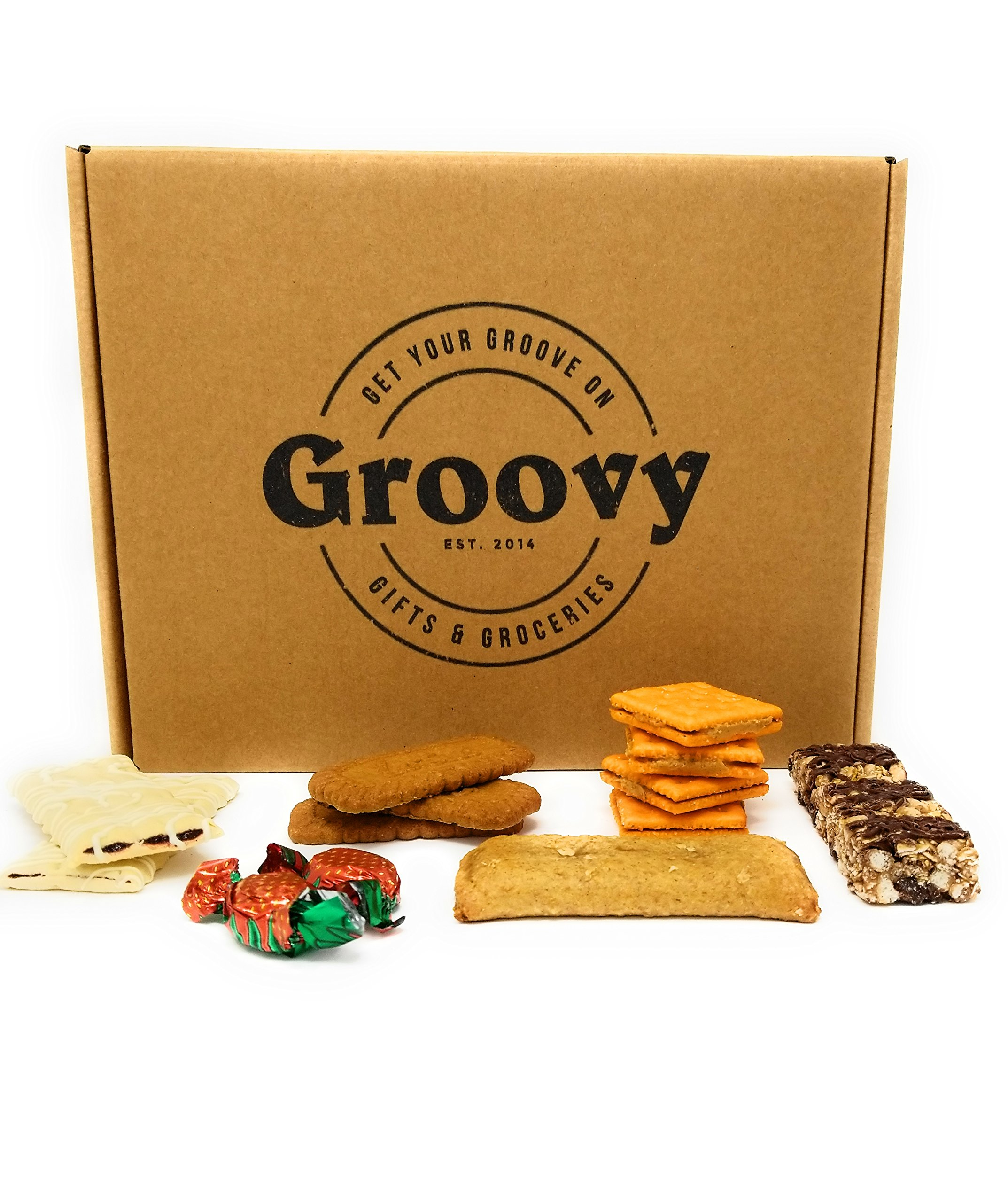 The Groovy Get Well Care Package - Send Care and Concern - Feel Better Soon Gift Basket by Groovy Get Well Box (Image #5)