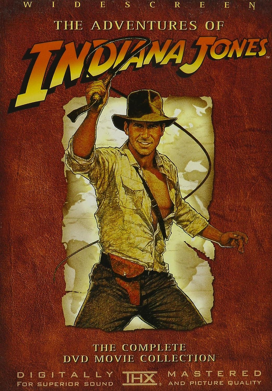 Amazon.com: The Adventures of Indiana Jones : The Complete DVD ...
