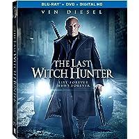 The Last Witch Hunter [Blu-ray + DVD + Digital HD]