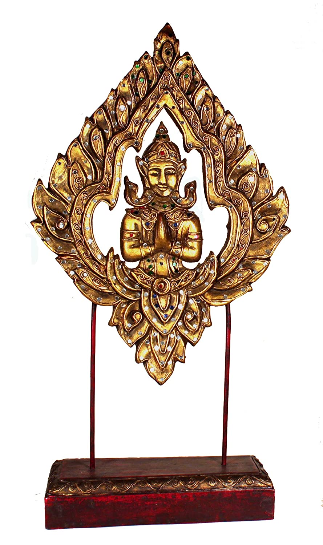 Amazon Thailand Buddhistaltar Offeringbuddha Namaste Statue