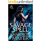 A Savage Spell (The Nix Series Book 4)