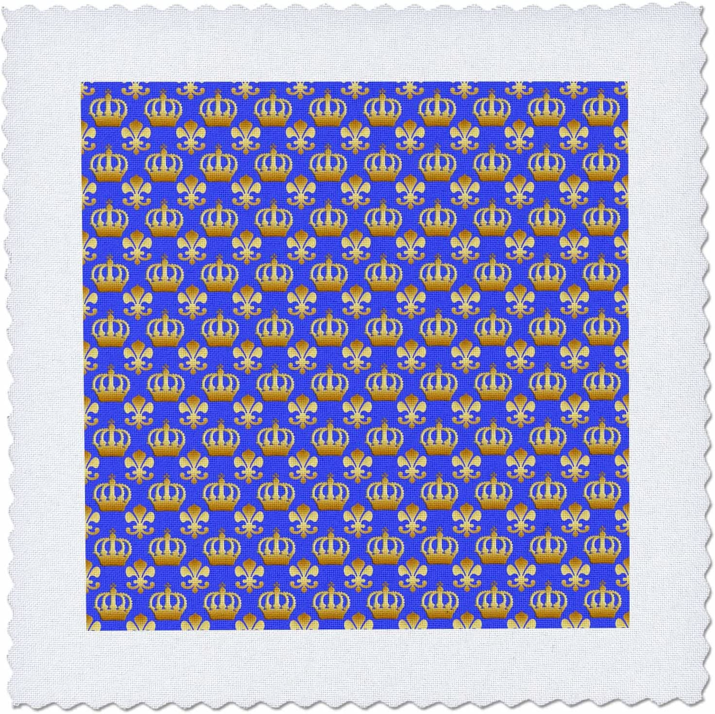 3dRose qs/_4144/_1 Fairytale Dragon Square Quilt Sheet 10 by 10-Inch