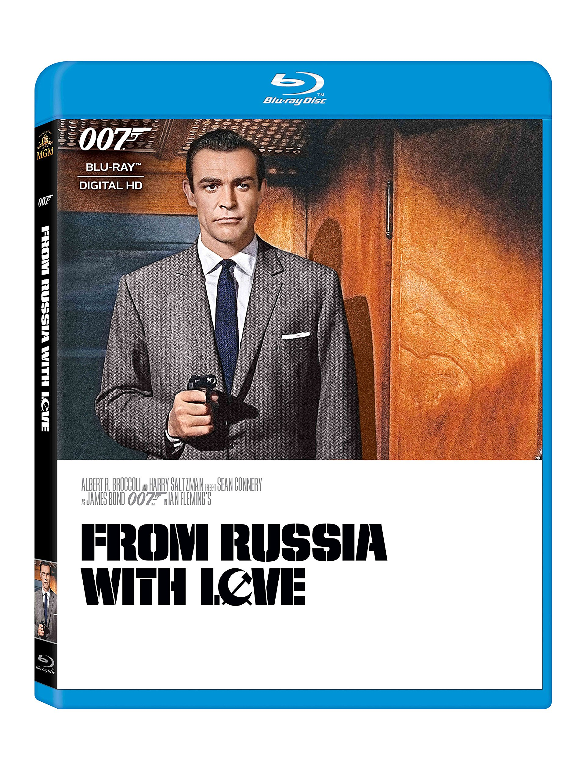 From Russia with Love [Blu-ray]