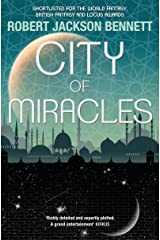 City of Miracles: The Divine Cities Book 3 Kindle Edition