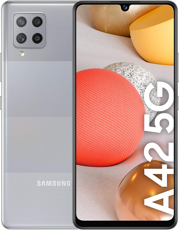 SAMSUNG Galaxy A42 5G, Smartphone Android Libre de 6.6