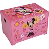 Disney Minnie mouse Toy Box toy Chest storage box for toys books clothes