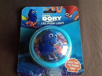 Amazon.com: Disney Finding Dory Luz LED Push: Baby