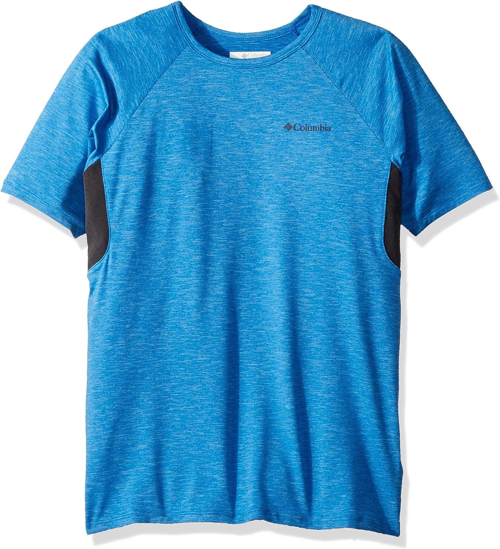 Columbia Silver Ridge II Short Sleeve tee Camiseta de Manga Corta, Niños: Amazon.es: Ropa y accesorios