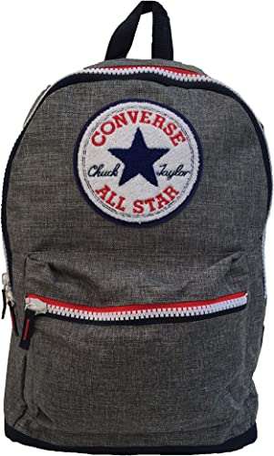 Converse Backpack One Size, Dark Grey Heather 9A5396-042 Red