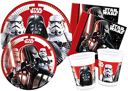 Ciao y4491 Kit Party Tabla Star Wars