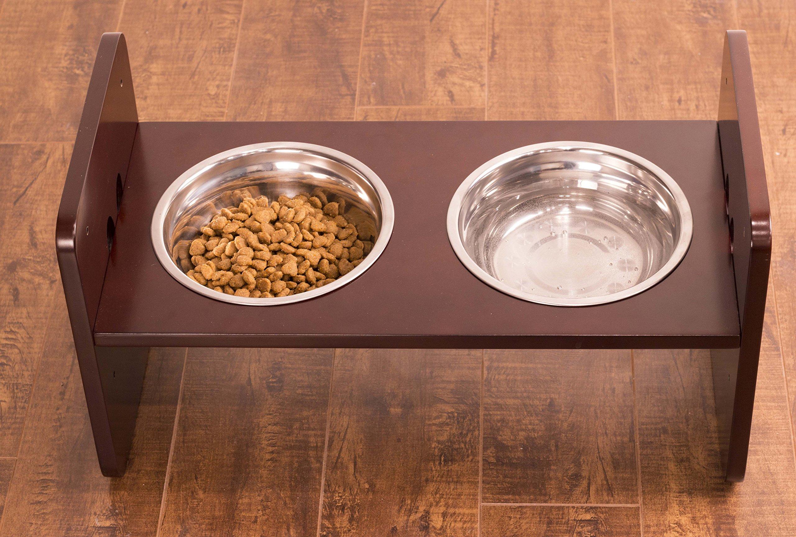 zoovilla Adjustable Pet Feeder by zoovilla (Image #6)