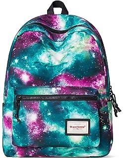 Forestfish Women Girls Backpack Daypack School Bookbag Outdoor Travel Backpack with Shockproof Lightweight Laptop Backpack
