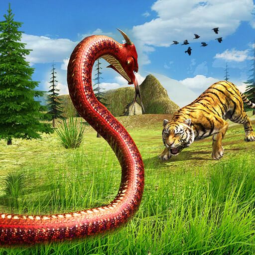 - Anaconda Simulator 2018 - Animal Hunting Games