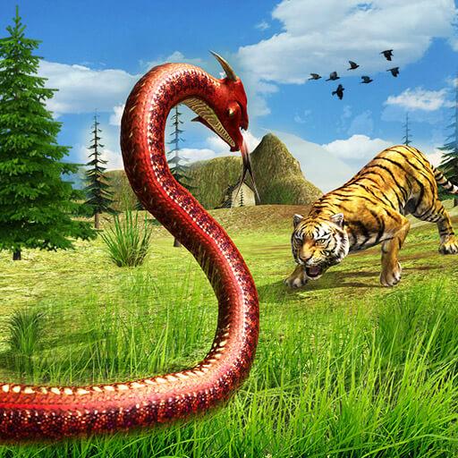 (Anaconda Simulator 2018 - Animal Hunting)